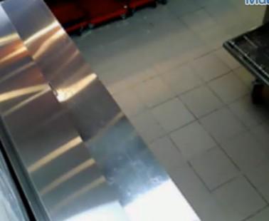 Астрахань. Веб камера онлайн Додо Пицца.  Восточный