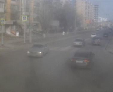 Астрахань. Веб камера онлайн перекресток улиц Боевая и Ахшарумова