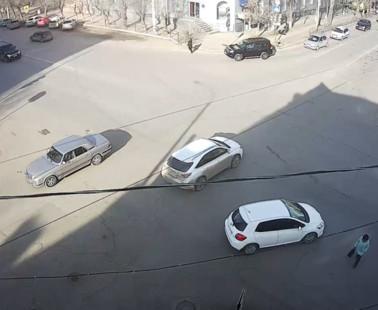 Астрахань. Веб камера онлайн ул. Богдана Хмельницкого