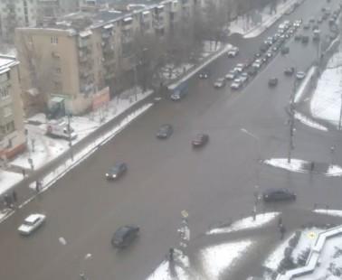 Астрахань. Веб камера онлайн улица Софьи Перовской