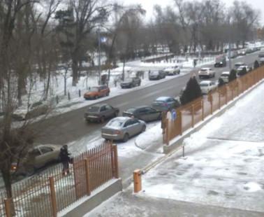 Астрахань. Веб камера онлайн улица Татищева