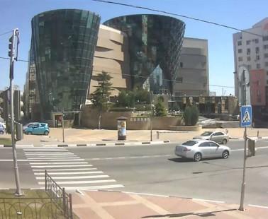 Белгород. Веб камера онлайн филармония