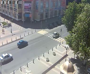 Белгород. Веб камера онлайн универмаг «Маяк»