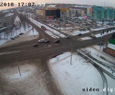Бийск. Веб камера онлайн ТРК «Воскресенье»