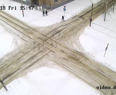 Бийск. Веб камера онлайн 8 Марта