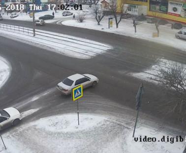 Бийск. Веб камера онлайн ул. Васильева и 8 марта