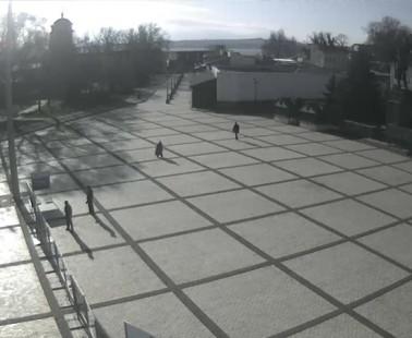 Керчь. Веб камера онлайн Площадь Ленина камера №1