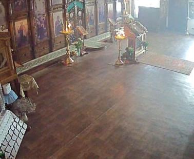 Керчь. Веб камера онлайн храм святителя Луки