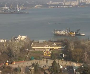 Керчь. Веб камера онлайн панорама города