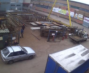 Курск. Веб камера онлайн №2