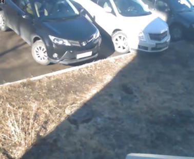 Бежецк. Веб камера онлайн улица Нечаева 35/34