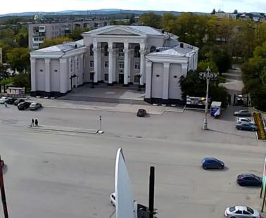 Полевской. Веб камера онлайн ДК