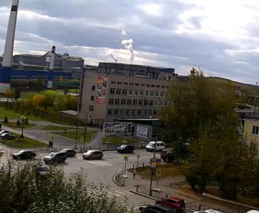 Полевской. Веб камера онлайн СТЗ