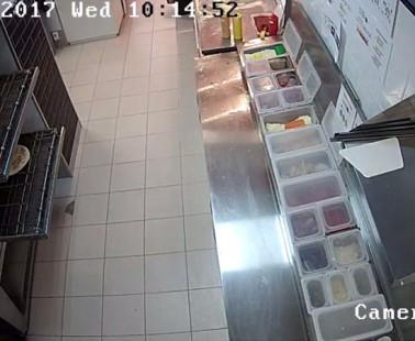 Сочи. Веб камера онлайн кухня Додо