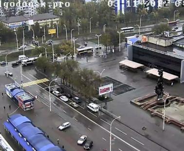 Волгодонск. Веб камера онлайн КРК Комсомолец