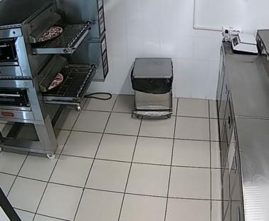 Вологда. Веб камера онлайн ПиццаФабрика ул. Зосимовская, 47