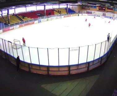 Междуреченск. Веб камера онлайн ледовый дворец Кристалл
