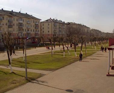 Междуреченск. Веб камера онлайн магазин продуктов Бекас, ООО Привоз