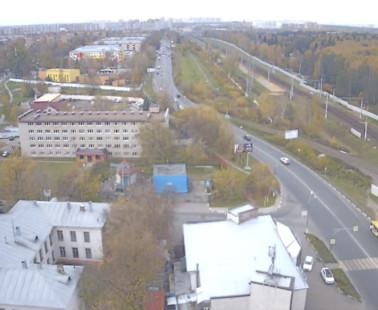 Москва. Веб камера онлайн Носовихинское шоссе