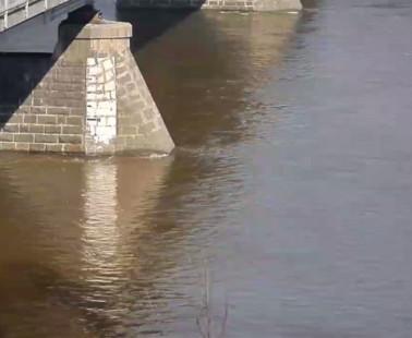Междуреченск. Веб камера онлайн река Томь