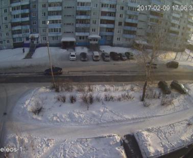 Братск. Веб камера онлайн улица Холоднова