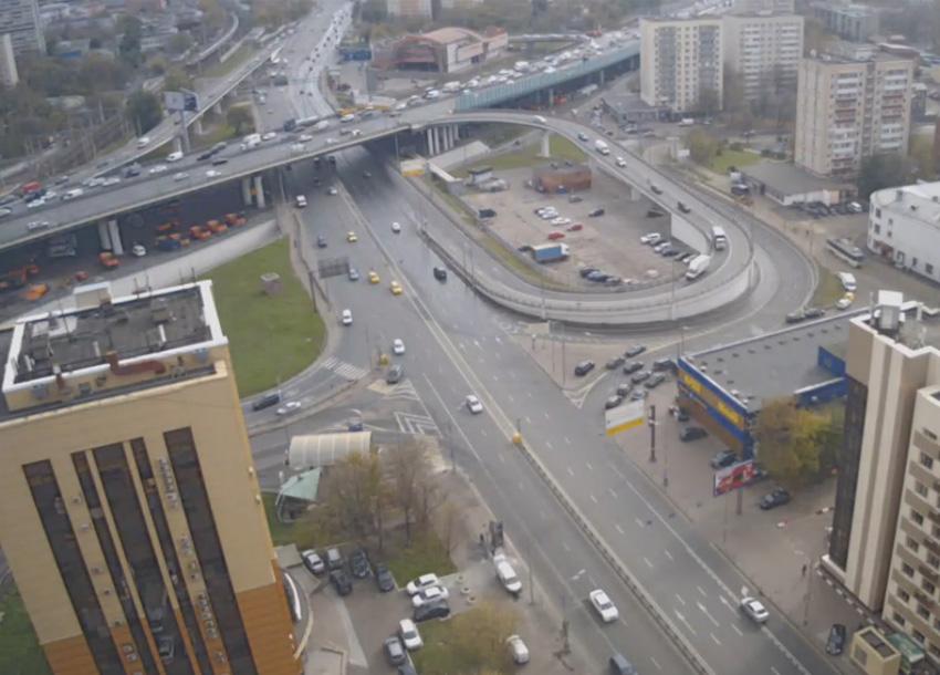 Веб камера Нижегородская улица