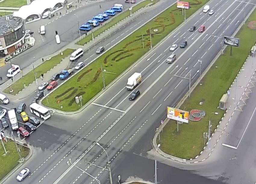 Веб камера Волгоградский проспект