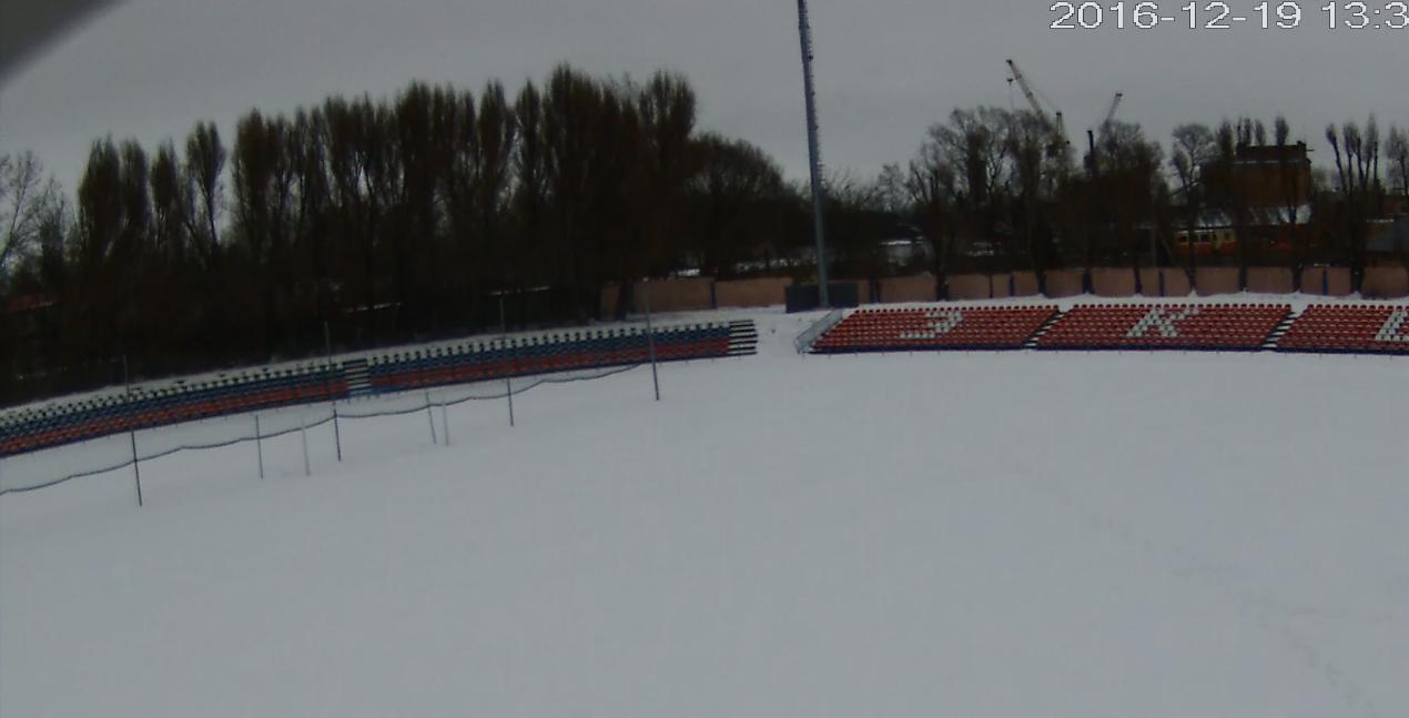 Великие Луки. Веб камера онлайн стадион Экспресс лево