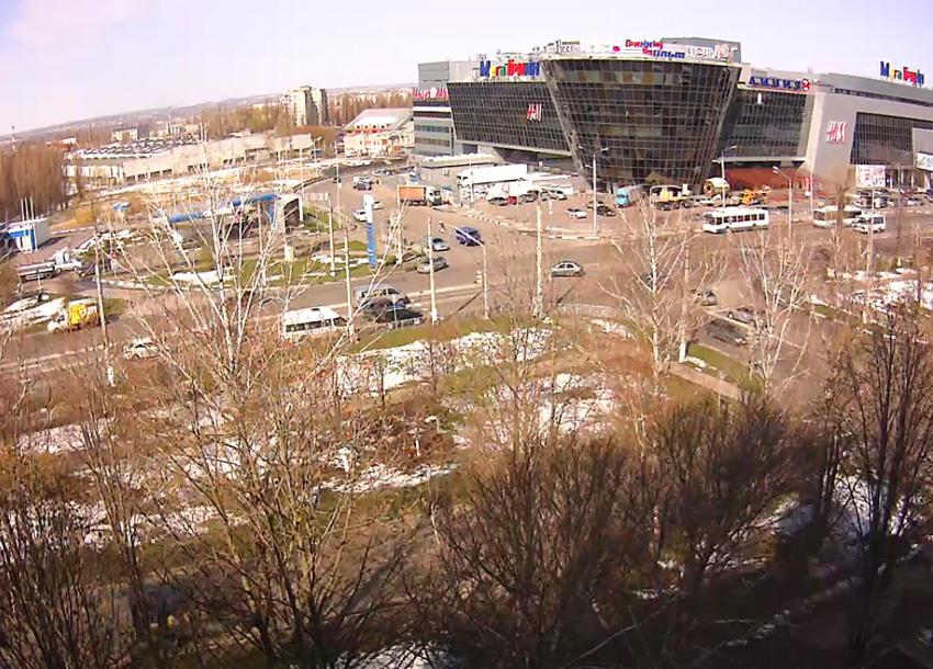 Белгород. Веб камера онлайн Мега Гринн
