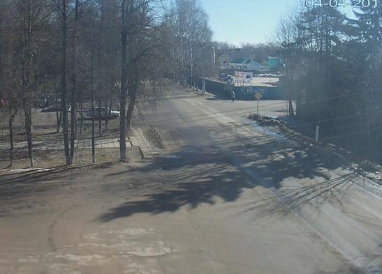 Бежецк. Веб камера онлайн первомайский переулок
