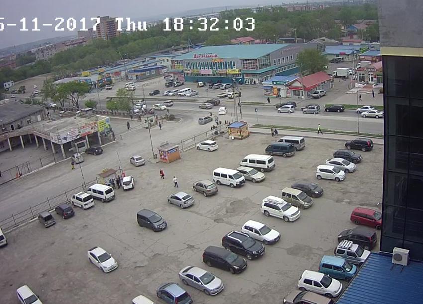 Уссурийск. Веб камера онлайн автовокзал
