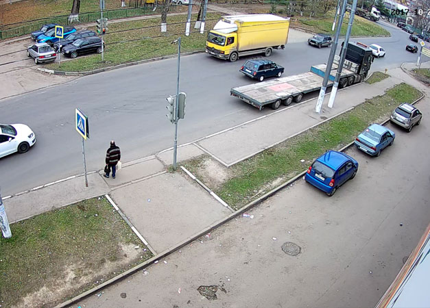 Подольск. Веб камера онлайн ТЦ «Южный»