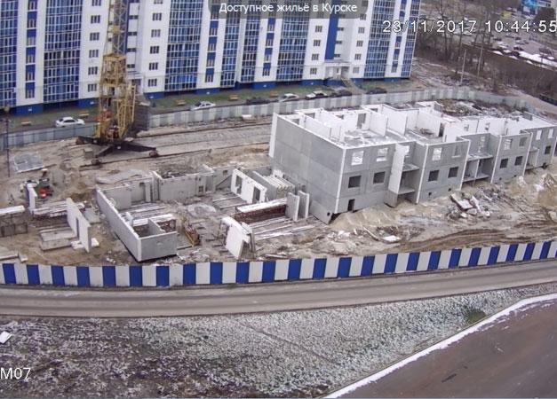Курск. Веб камера онлайн Майский бульвар