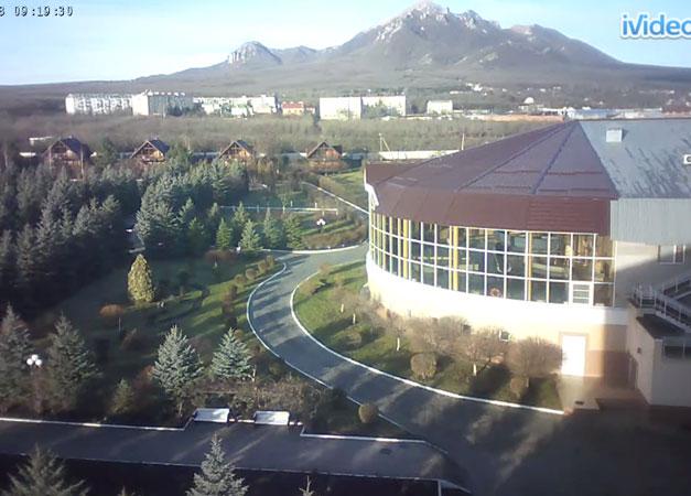Пятигорск. Веб камера онлайн панорама города