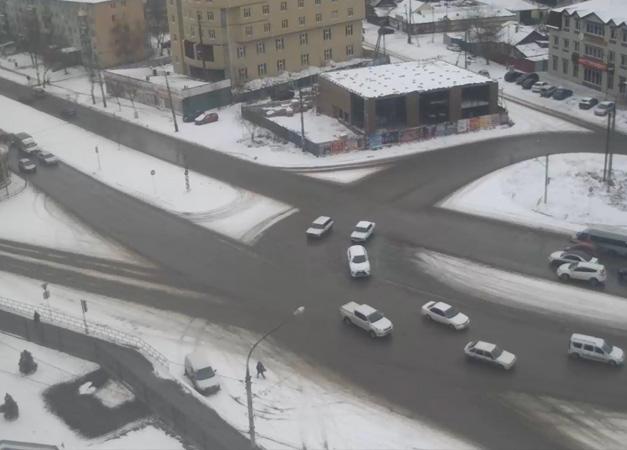 Астрахань. Веб камера онлайн улица Перевозная камера №2
