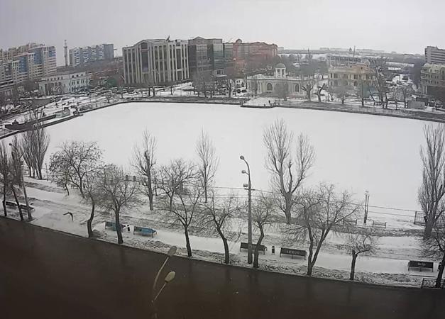 Астрахань. Веб камера онлайн улица Адмиралтейская камера 3
