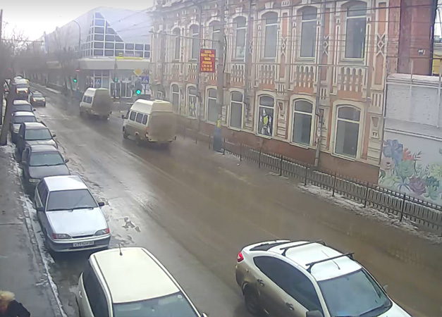 Астрахань. Веб камера онлайн улица Свердлова